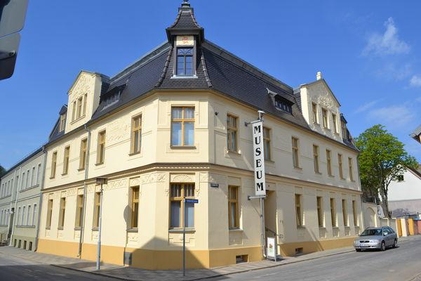 Städtisches Museum Eisenhüttenstadt, Foto: Tourismusverein Oder Region Eisenhüttenstadt e.V.