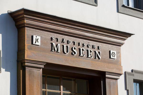 Städtische Museen, Foto: Florian Läufer