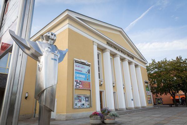 Friedrich-Wolf-Theater, Foto: Florian Läufer