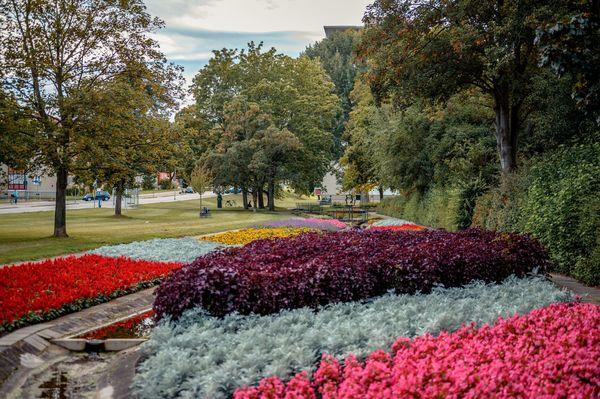 Gartenfließ, Foto: Stadt Eisenhüttenstadt, Foto: Stadt Eisenhüttenstadt, Lizenz: Stadt Eisenhüttenstadt