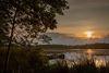 Sonnenuntergang, Natur, Foto: Florian Läufer