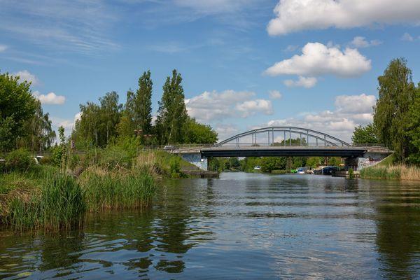 Oder-Spree-Kanal, Foto: Florian Läufer