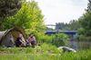 Oder-Spree-Kanal, Camping, Foto: Florian Läufer