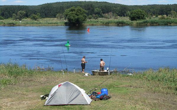 Angeln an der Oder, Foto: Seenland Oder-Spree
