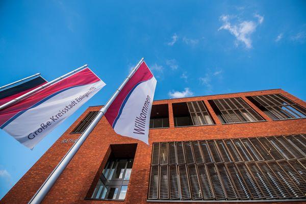 Eislingen Neues Rathaus