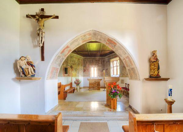 St. Jakobskirche in Eislingen-Krummwälden