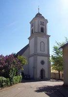 Pfarrkirche 'Zur Schmerzhaften Mutter Gottes' in Ellenberg
