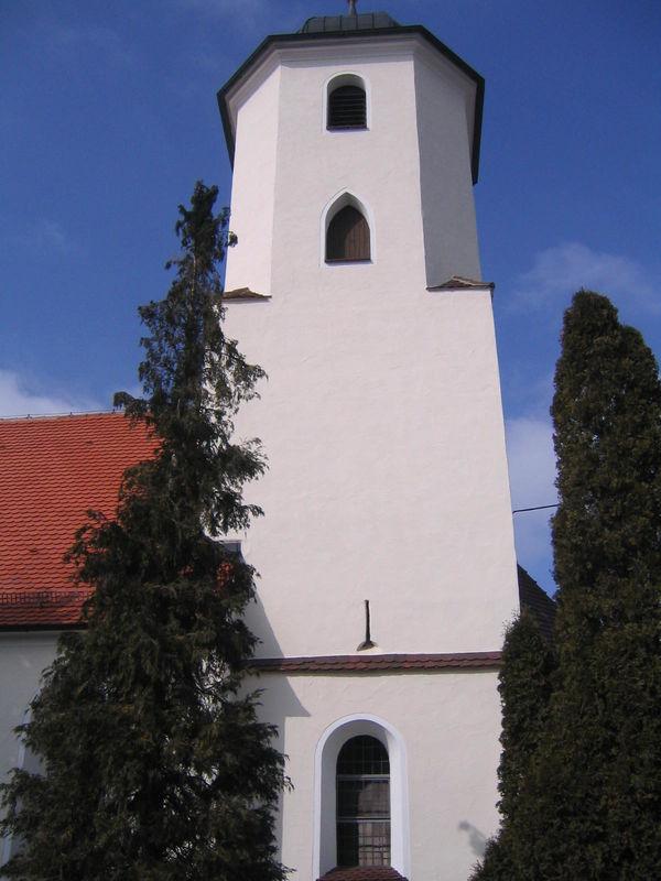 Allerheiligen Kapelle Hahlheim