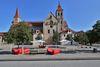Basilika Ellwangen von Süden