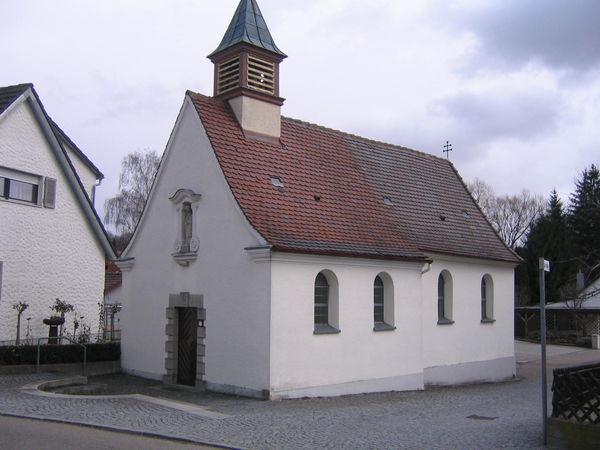 Blasiuskapelle Rotenbach