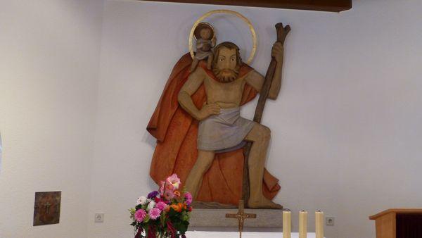 Christophoruskapelle - Saverwang