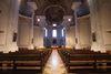Evangelische Stadtkirche, Ellwange -Innenansicht