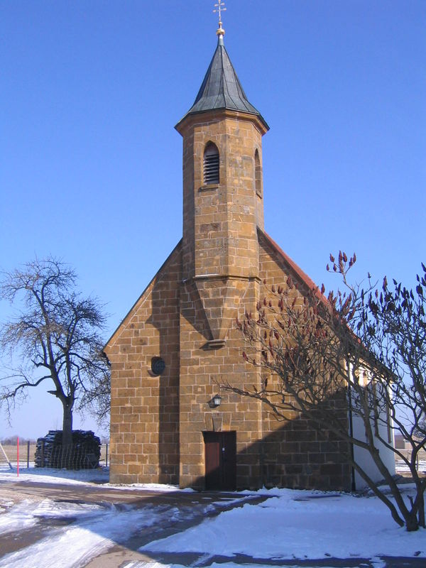 Kapelle der 14 Nothelfer in Neunstadt