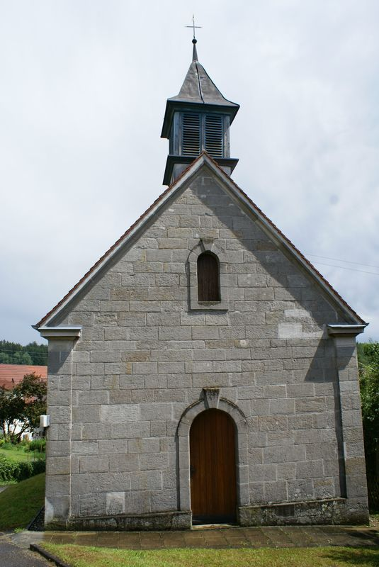 Kapelle Herz Jesu Schoenau - Aussenansicht