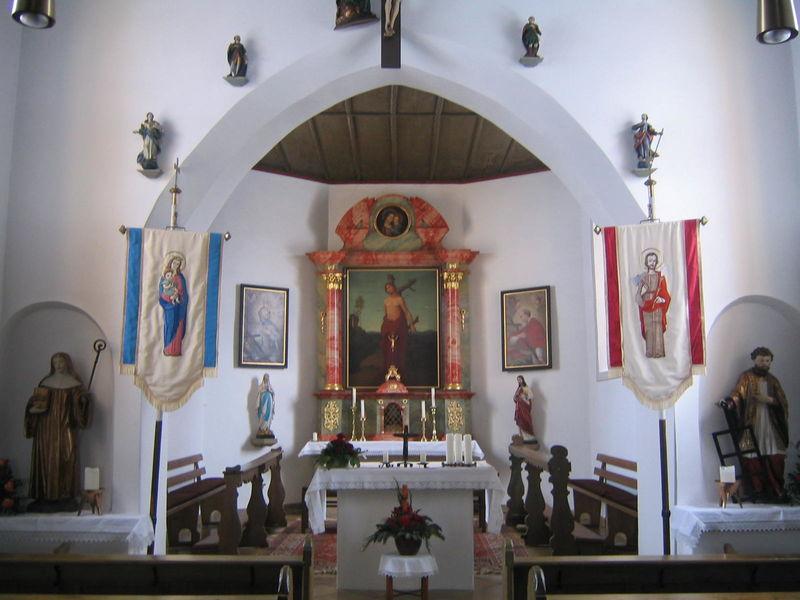St. Sebastians Kapelle Eigenzell