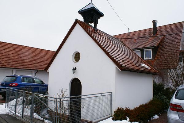 Kapelle zur schmerzhaften Muttergottes - Altmannsrot