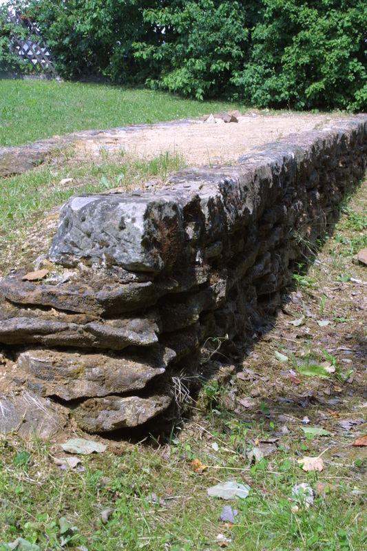 Limesmauer Pfahlheim