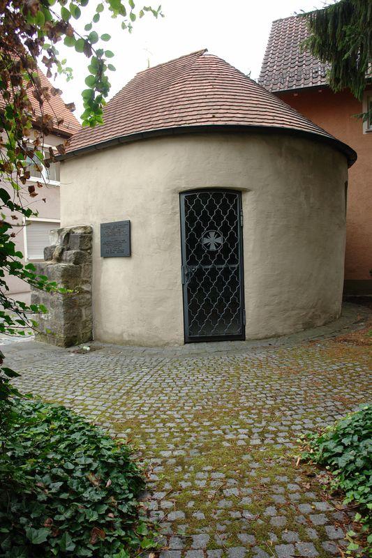 Methodiusgebetsstätte - Außenansicht