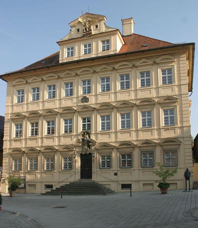 Palais Adelmann - Außenansicht