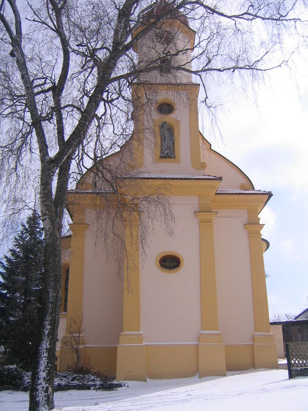 Schutzengelkapelle Neunheim
