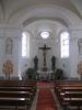 Schutzengelkapelle Neunheim - Innenansicht