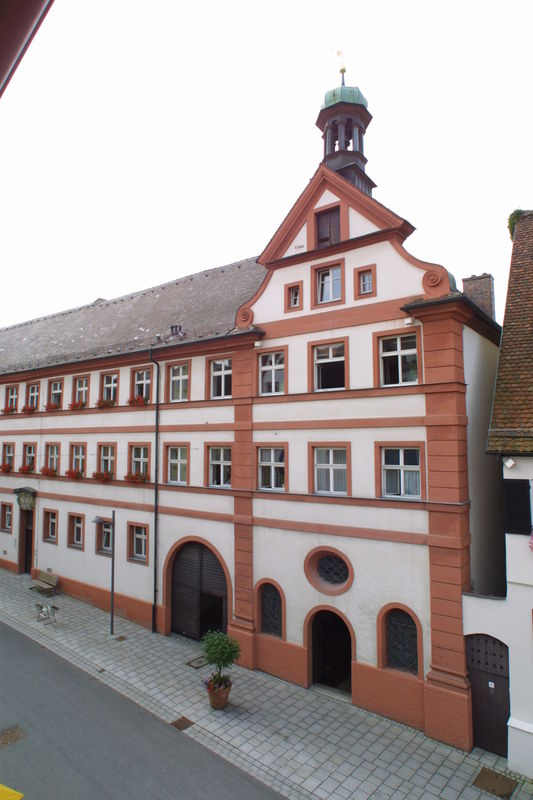 Spitalkapelle im Ellwanger Rathaus