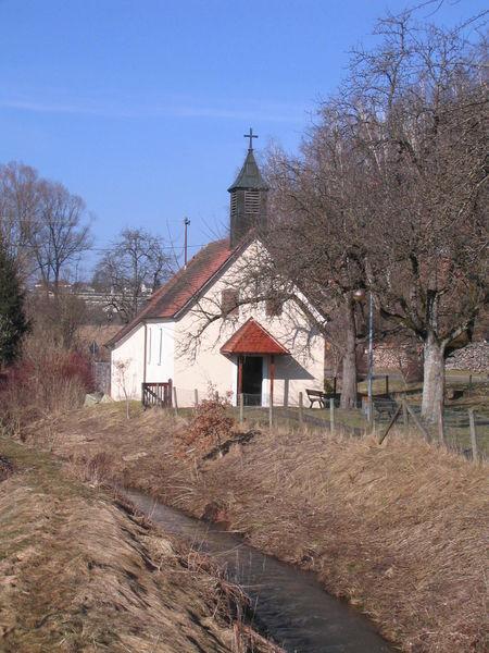 St. Josef-Kapelle Schrezheim