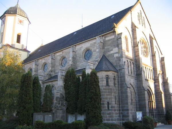St. Nikolaus Kirche Pfahlheim