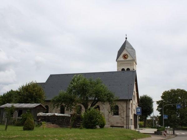 St. Patrizius - Eggenrot