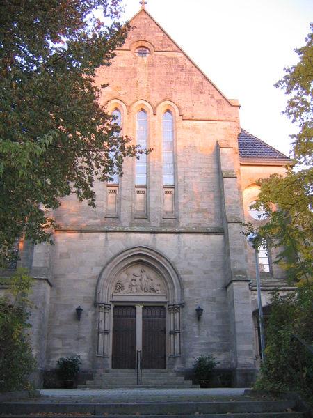 Pfarrkirche St. Peter und Paul Röhlingen