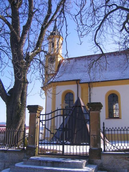 Kapelle St. Ursula in Haisterhofen
