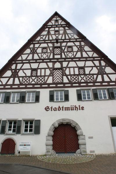 Stadtmühle in Ellwangen