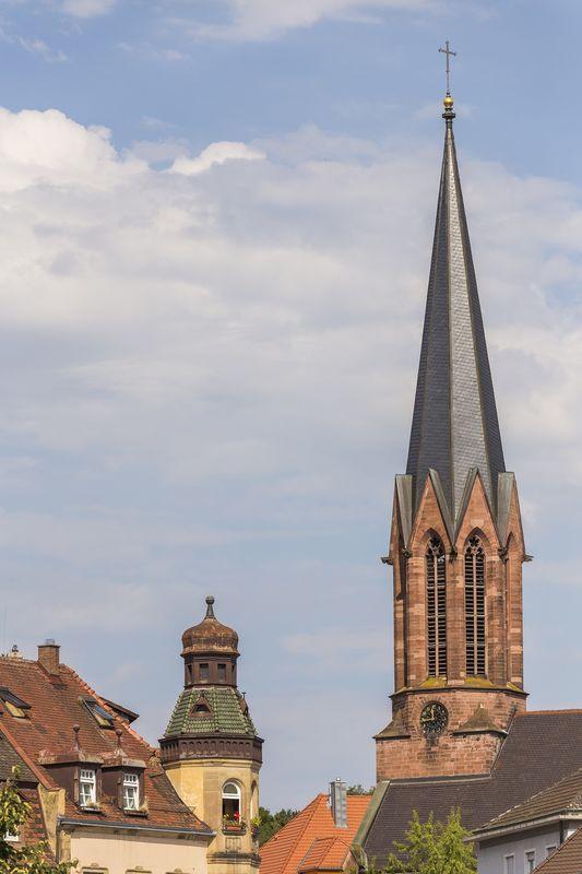 Evangelische Stadtkirche Emmendingen