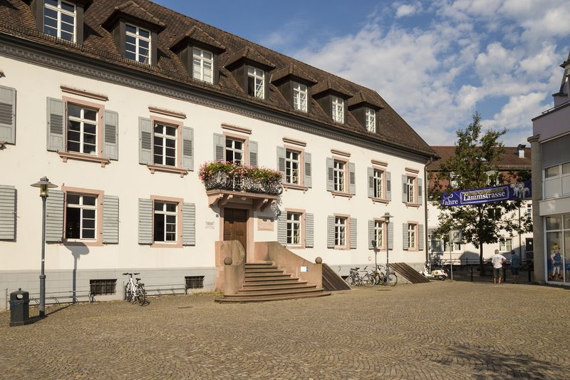 Schlosserhaus in der Landvogtei