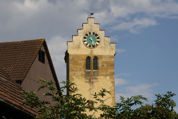 alte Pfarrkirche Welschingen