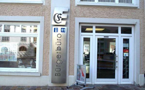 Bürgerbüro / Tourist-Info Engen