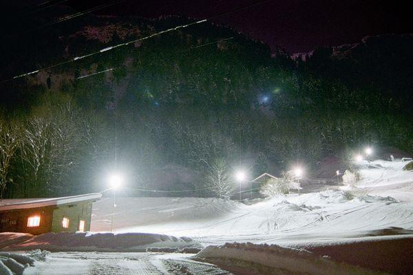 Skilift Engi