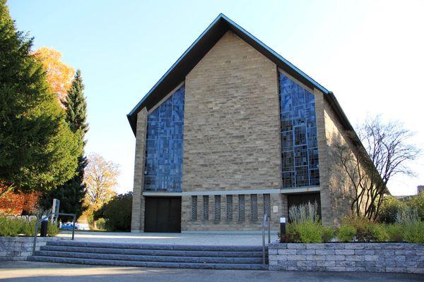 Katholische Kirche Epfenbach
