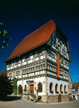 Stadt- und Fachwerkmuseum Alte Universität