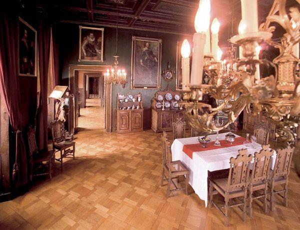 Oraniersaal Schloss Erbach