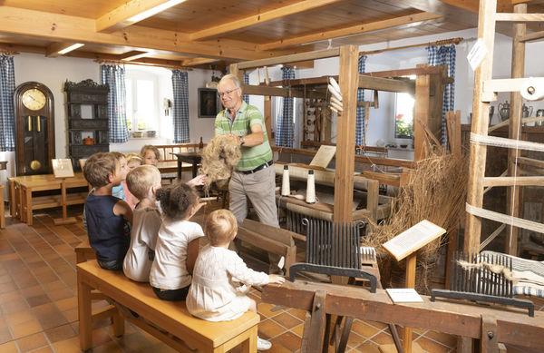 Das Heimat- und Bergbaumuseum präsentiert die Geschichte von Erbendorf