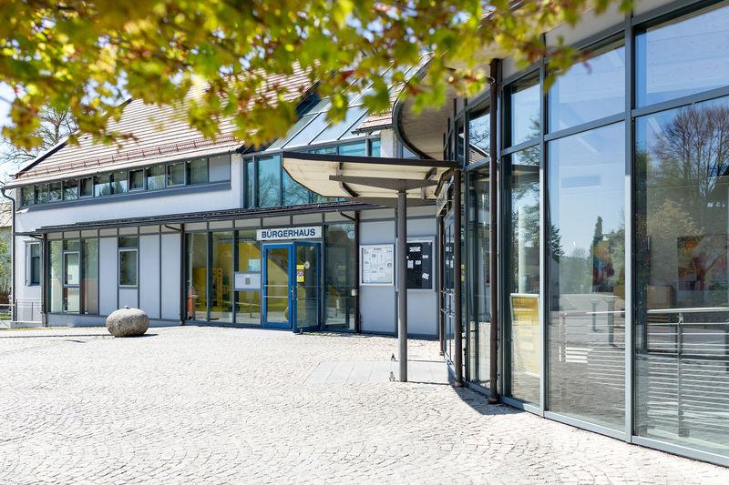 Bürgerhaus Markt Ergolding