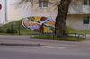 Blumenuhr in Erkner, Foto: Stadt Erkner