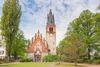 Die Genezareth-Kirche in Erkner, Foto: Florian Läufer