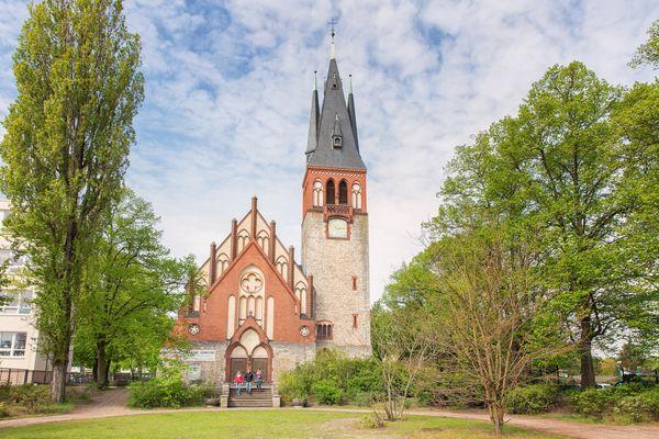 Genezareth Kirche Erkner, Foto: Florian Läufer