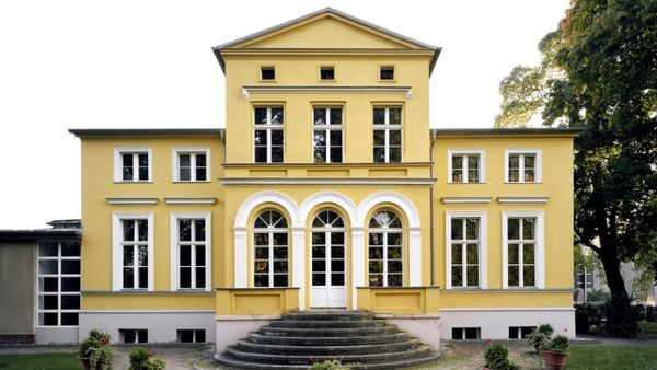 Gerhart-Hauptmann-Museum Erkner, Foto: Marcus Bredt