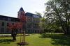 Rathaus im Rathauspark in Erkner, Foto: Stadt Erkner