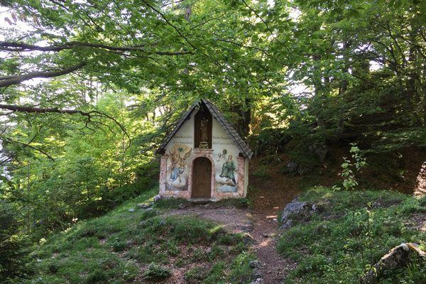 Kranzhorn-Kapelle-©Chiemsee-Alpenland Tourismus