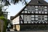 Das Fachwerkgebäude stammt aus dem 16. Jahrhundert.