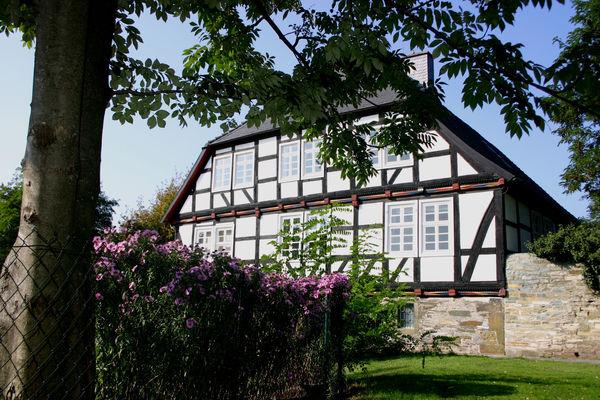Der Königshof in Erwitte